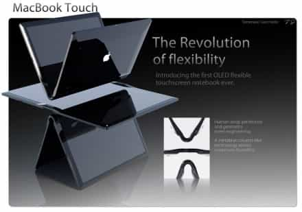 Apple Mac Concept - Flexible 9